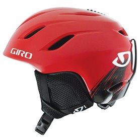 Шлем горнолыжный Giro Nine Jr черв. Cosmos, M